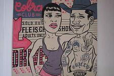 Carne, Cobra CLUB-CD in booklett, VERSIONE PROMO