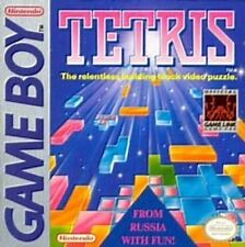 Tetris Nintendo Game Boy