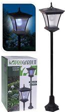 Gartenlampe Gartenlaterne Solarlampe Außenlampe Standleuchte 5250 gross