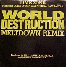 "Time Zone World Destruction 3 mixes Canada 12""remix"