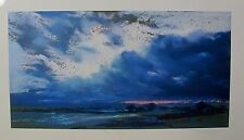 "NEL WHATMORE ""DAY IS DONE"" Hand Signed Limited Edition Giclee Art"