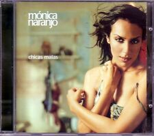 MONICA NARANJO - CHICAS MALAS - SONY 2001 CD