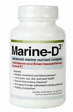 Marine-D3 | Anti Aging | Marine Essentials | Seanol-P | Omega-3 | Softgel x1
