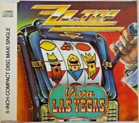 ZZ TOP : VIVA LAS VEGAS - [ CD MAXI ]