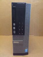 Dell Optiplex 9020  SFF i5-4590 3.30GHz 500GB HDD 8GB NO OS
