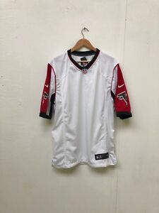Nike Atlanta Falcons NFL Men's Plain Game Jersey - White - Sizes S-XXL - New