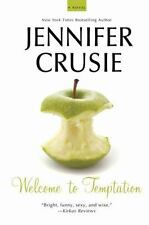 Welcome to Temptation by Jennifer Crusie (2010, Paperback)