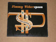 JIMMY WITHERSPOON - LOVE IS A FIVE LETTER WORD - CD