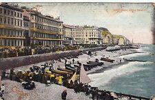 Postcard - Hastings - The Beach
