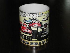 Corgi Grand Prix Racing Box Art MUG