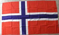 NORWAY NORWEGIAN INTERNATIONAL WORLD COUNTRY POLYESTER FLAG 3 X 5 FEET