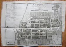 Bellin Original Map Batavia Jakarta Indonesia 2 - 1750x
