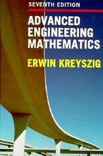 Advanced Engineering Mathematics by Erwin Kreyszig (1992, Hardcover)
