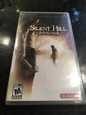 Silent Hill Origins (Sony PSP, 2007) Brand new Factory sealed