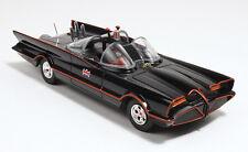 1/43 Eaglemoss Batmobile DieCast Model Batman Classic TV Series BM002 & MAGAZINE