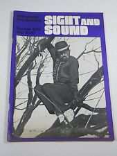 Sight and Sound Magazine: Swastika, The Great D.W.-Summer 1973