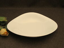 ovaler Suppenteller  DUNE WEISS   25,4 cm x 20 cm  V&B  VILLEROY&BOCH
