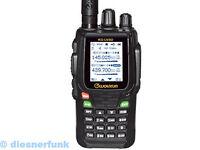 Wouxun KG-UV8D Plus Vers. 2m/70cm VHF/UHF Crossband Funkgerät DEUTSCHES HANDBUCH