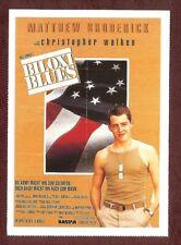 Cinema-Filmkarte; Biloxi Blues - Matthew Broderick
