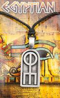 Collar Colgante Símbolo Egipcio Estaño Joyas Egipto Antigua -9159-CA1