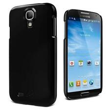 Cygnett Form Slim Glossy Case with Screen Protector for Samsung Galaxy S4 - Blac