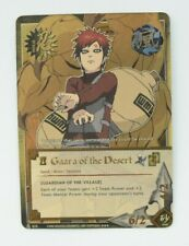 Gaara of the Desert [Guardian of Village] 525 -   Holo SuperRare - NarutoCCG