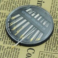 1-5pcs Hand Sewing Needles Embroidery Mending Craft Blanket Case Sew New