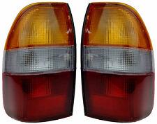 Pair of Tail Lights Mitsubishi Triton 10/96-05/01 New MK 97 98 99 00 Rear Lamps
