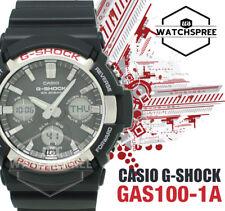 Casio G-Shock Tough Solar Standard Analog-Digital Watch GAS100-1A