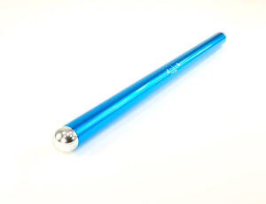 FIXIE/TRACK/FIXED GEAR/ROAD BIKE BICYCLE STASH HANDLEBAR BAR BLUE 25.4 25.4mm