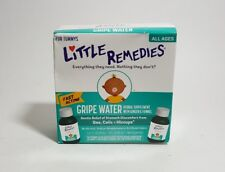 NEW LITTLE REMEDIES GRIPE WATER ALL AGES Free Shipping Exp 2/19