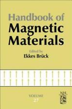 Handbook of Magnetic Materials, Volume 27