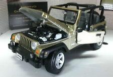 Modellini statici di auto, furgoni e camion Maisto pressofuso per Jeep
