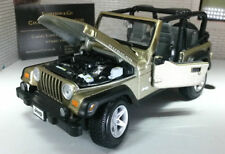 Voitures miniatures Maisto pour Jeep