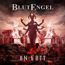 BLUTENGEL Un:Gott CD 2019