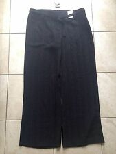 Next Tailored Ladies Trousers With Belt Size 16 Reg. New With Tags.