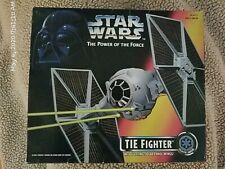 Vintage Star Wars Power of The Force Tie Fighter 1995 New & Sealed