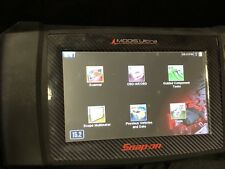 Snap On EEMS328 MODIS Ultra Diagnostic System Scanner 15.2 W / Case