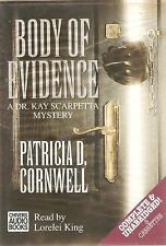 Patricia D. Cornwell - Body of Evidence (8xCass A/Book 1996) Scarpetta 2