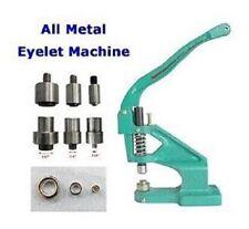 All Metal Hole Eyelet Machine Kit