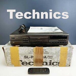 TECHNICS CD Player + Remote