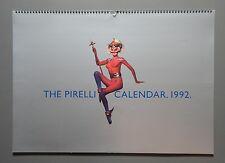 Pirelli 1992 Kalender Calendar Calendrier Calendario 60x42cm Clive Arrowsmith