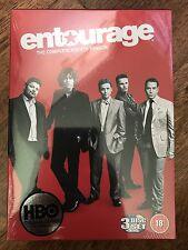 Entourage - Temporada 4 HBO Película industria Comedia Series GB DVD / FUNDA