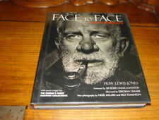 FACE TO FACE-OCEAN PORTRAITS BY HUW LEWIS-JONES-SIGNED COPY