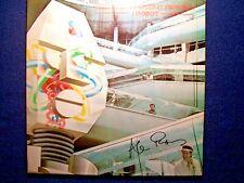ALAN PARSONS 'I Robot' Signed Autographed Album Cover RARE
