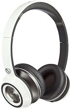 Monster N-Tune NCredible White On Ear Wired Headphones Non Retail Packaging