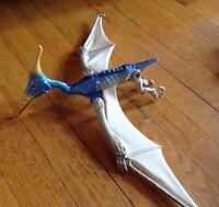VtG 1997 Jurassic Park Hasbro Pteranodon Wings Expand Dinosaur Figure JP22