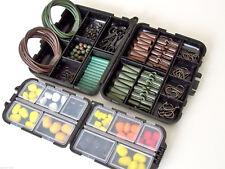 Fishing Tackle Box Carp Imitation Bait pop Up Corn Links Swivels for Hair rigs