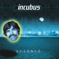 INCUBUS s.c.i.e.n.c.e.(CD album) funk metal, nu metal, very good condition, 1997