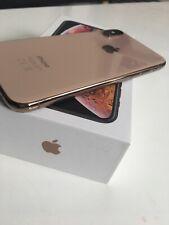 Apple iPhone XS - 64 Go - Gold Rosé (Désimlocké) Tout Opérateur Aucun Griffe !!